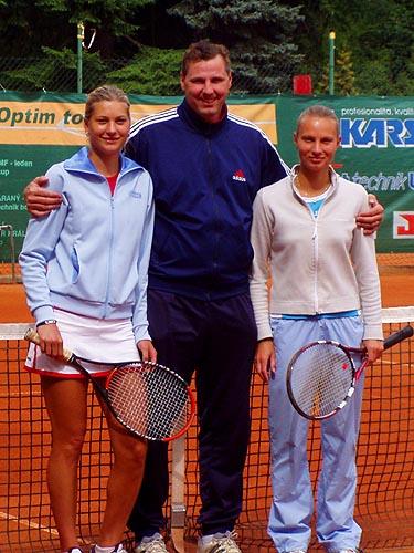 Před finálem MASTERS Optim Tour 2006 žen