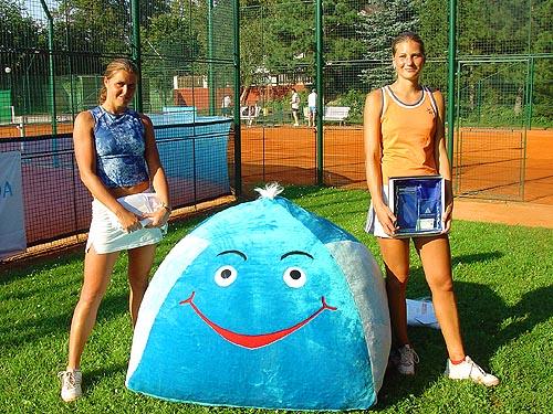 Zuzana Kovářová a Gabriela Bergmanová