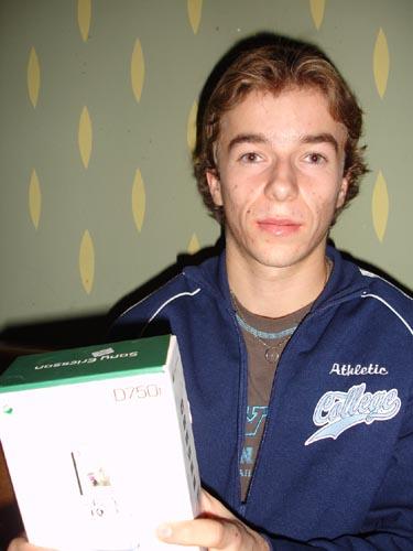 """Uživatel """"mirek"""" - vítěz za měsíc říjen 2006"""