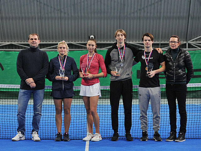 Palicová, Dmitruk, Gueymard Wayenburg, Dahlberg