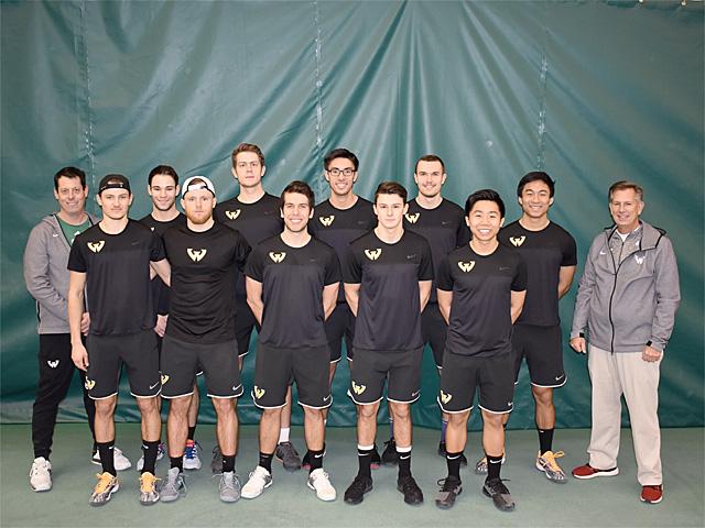 Český tenis na univerzitách vUSA