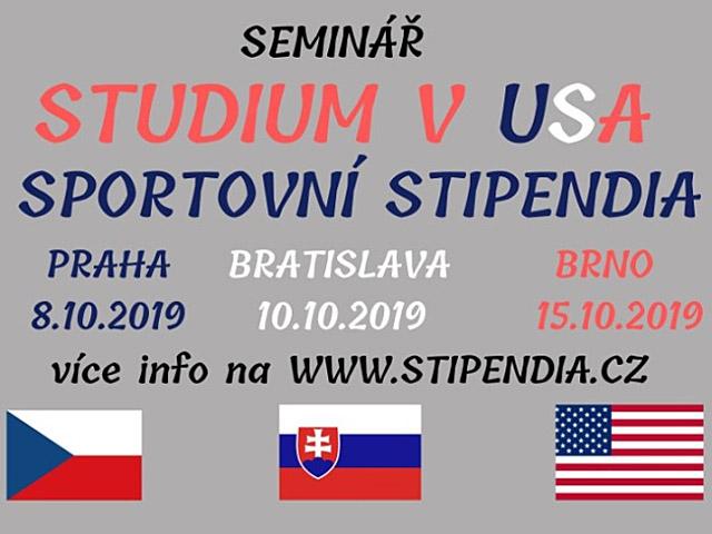 Český tenis na univerzitách v USA