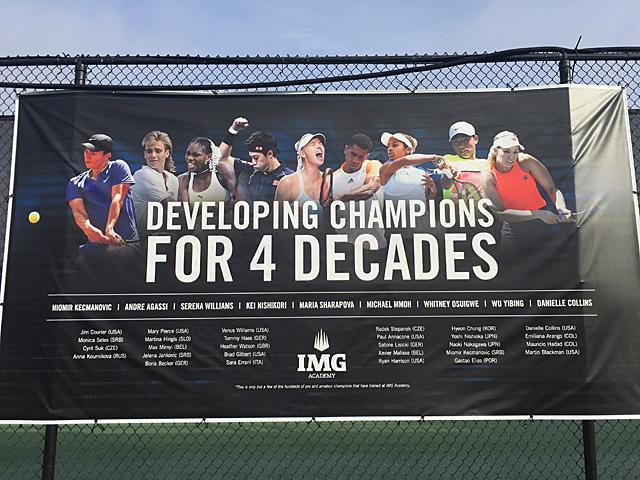Hvězdy IMG Academy