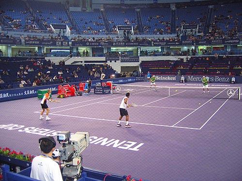Turnaj MASTERS - Shanghai