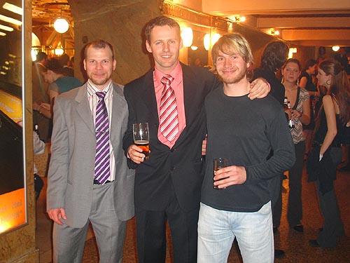 Ptáček, Březina, Netík