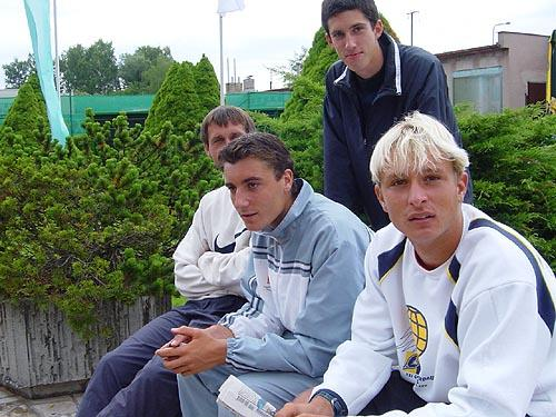Vaněk, Marek, Kučera, Lojda
