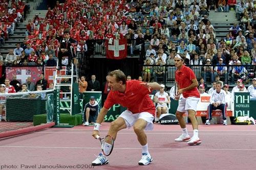 Alegro, Federer