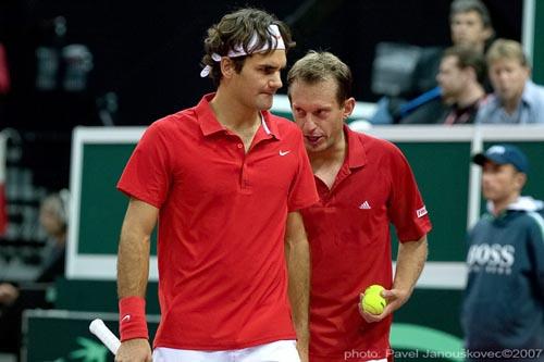Federer, Alegro