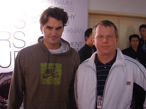 Háva, Federer
