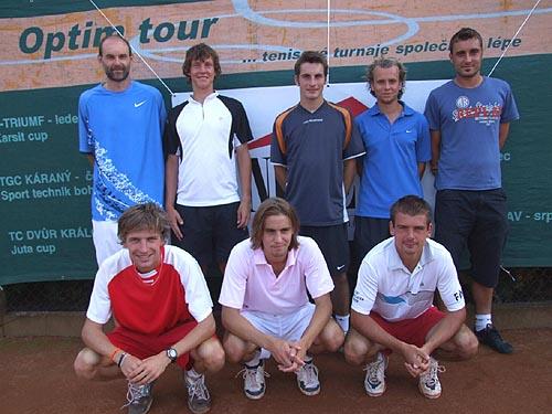Účastníci MASTERS Optim Tour 2008