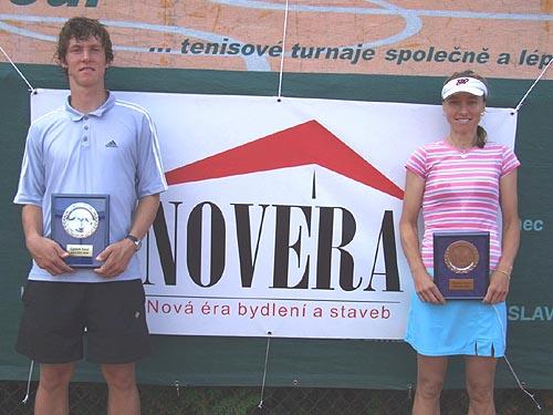 Vítězové MASTERS Optim Tour 2008