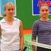 Jitka Kleisnerová a Tereza Bekerová