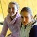 Daniela Pernetová a Kateřina Vaňková