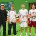 Jiří Vrbka, Petr Vojtíšek, Antonín Adamčík a David Pultr