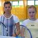Olivia Vrettas a Monika Tůmová