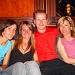 Tomáš Ježek s děvčaty