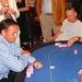 Daniel Filjo ve finále soutěže v americkém pokeru