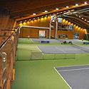 Tenisová hala TK Milten