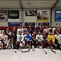 Hokej tenistů 2016