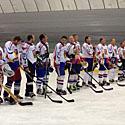 Hokej Česko - Slovensko