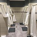 Pánské sprchy