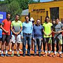 Rosol, Stakhovsky, Oliveira, Balazs