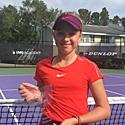 Brenda Fruhvirtová - vítězka do 14 let