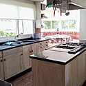 Villa pro 6 osob - kuchyň