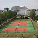 Tenisové centrum TOP Hotel Praha