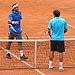 Gonzales, Federer