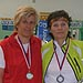 Olga Marková a Radomila Martinicová
